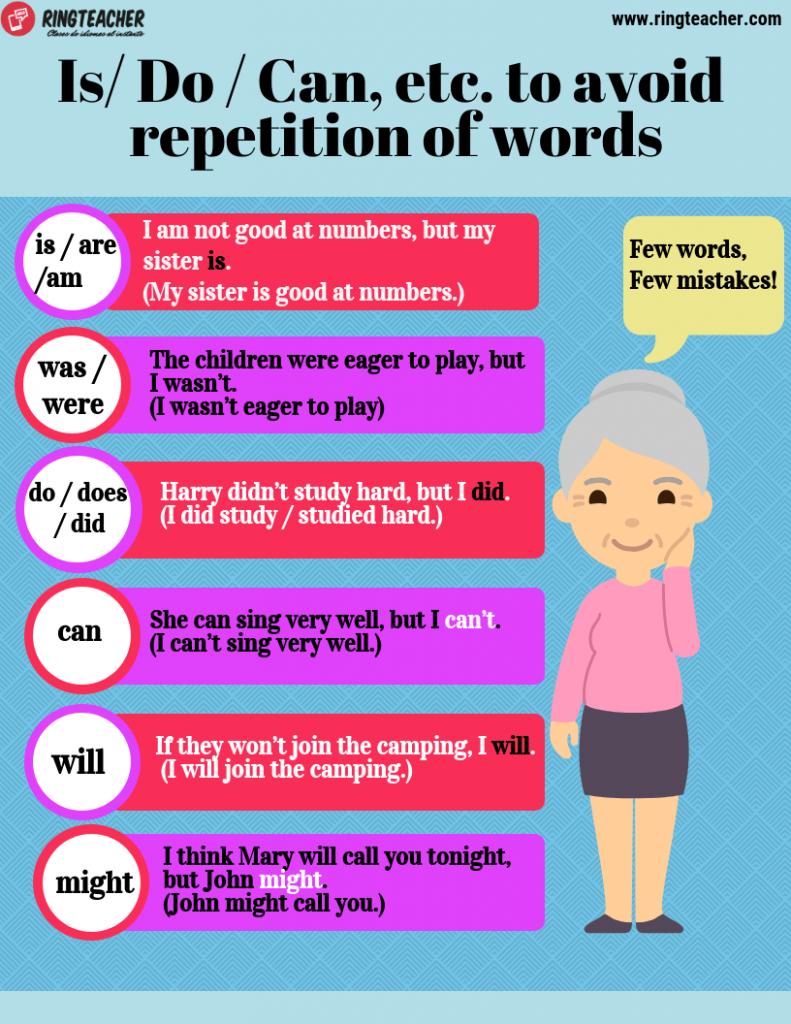 verbos auxiliares inglés 2