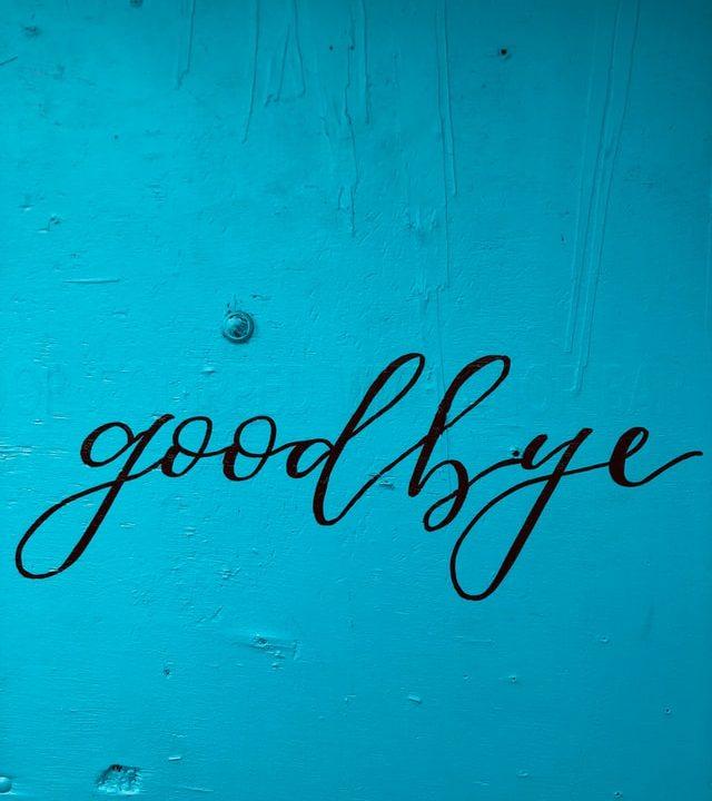 Despedidas en inglés: 120 formas distintas de decir adiós